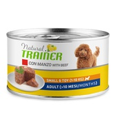 NATURAL TRAINER SMALL & TOY ADULT MANZO UMIDO