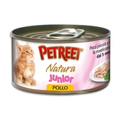NATURA JUNIOR POLLO GATTO